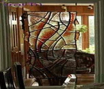 شیشه-تزیینی-پنجره-طرح-معلق