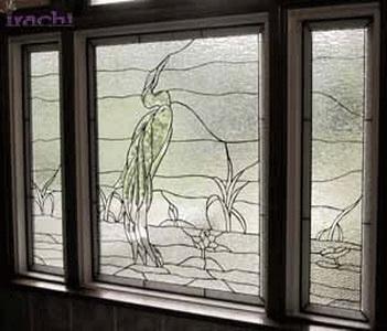 شیشه-تزیینی-پنجره-طرح-پرنده8