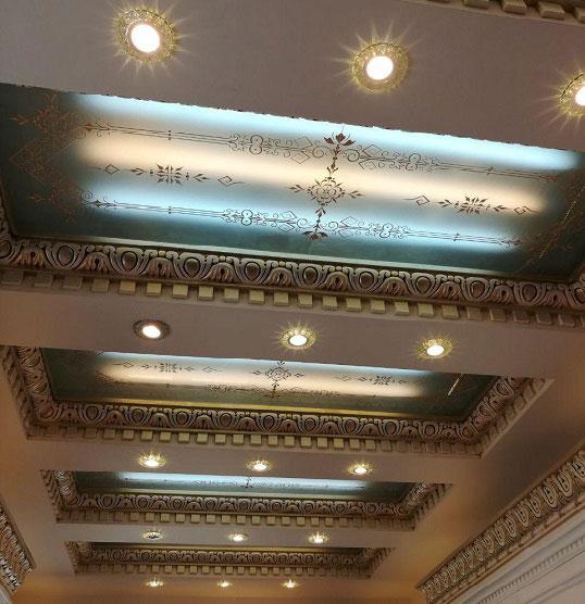 سقف کاذب استین گلاس