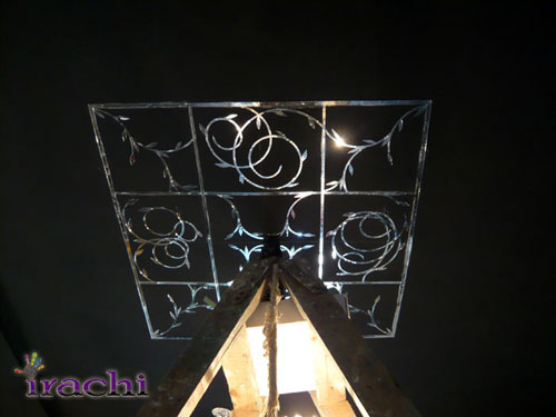 هنر آینه کاری اجرای آینه کاری هنری و دکوراسیون آینه