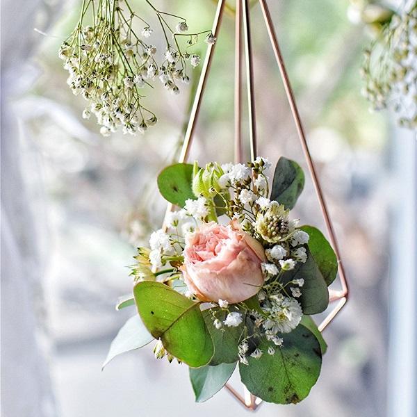 گلدان شیشه ای تراریوم برای هدیه 3