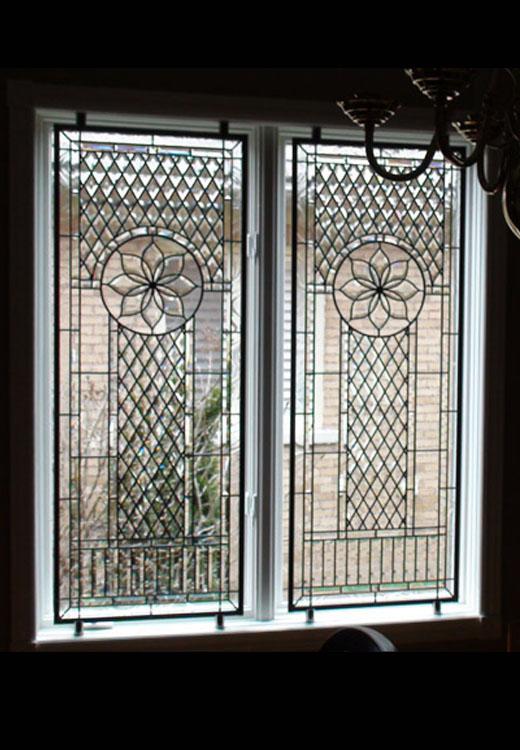پنجره استین گلاس