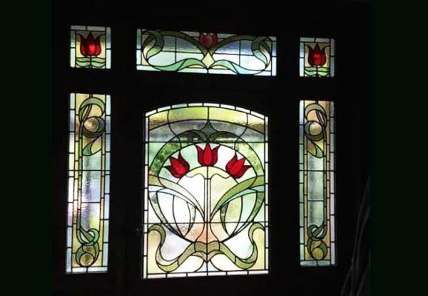 شیشه های استین گلاس