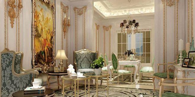 سبک فرانسوی در دکوراسیون داخلی
