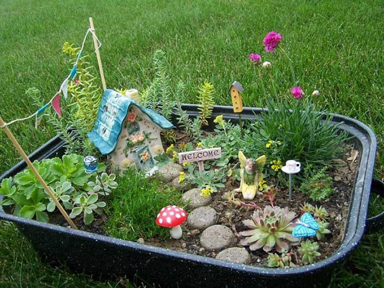 گل و گیاه در دکوراسیون داخلی