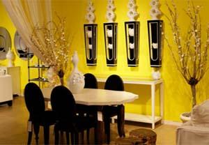 تاثیر رنگ زرد در دکوراسیون داخلی