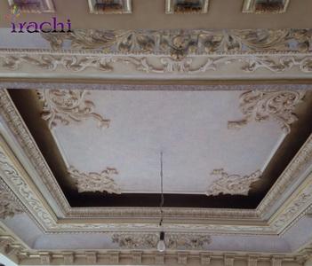 اجرای پتینه بر روی سقف